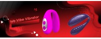 Buy we-vibe sync adjustable couples vibrator In India | Haryana