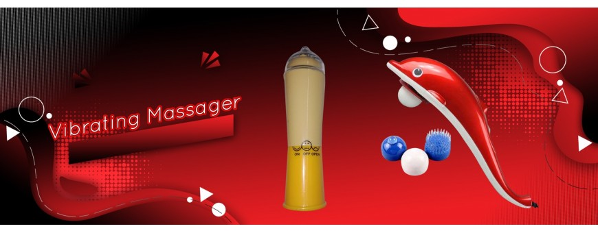 buy online Vibrating Massager in India Patna Allahabad Banaras Buxer Jamshedpur Srinagar